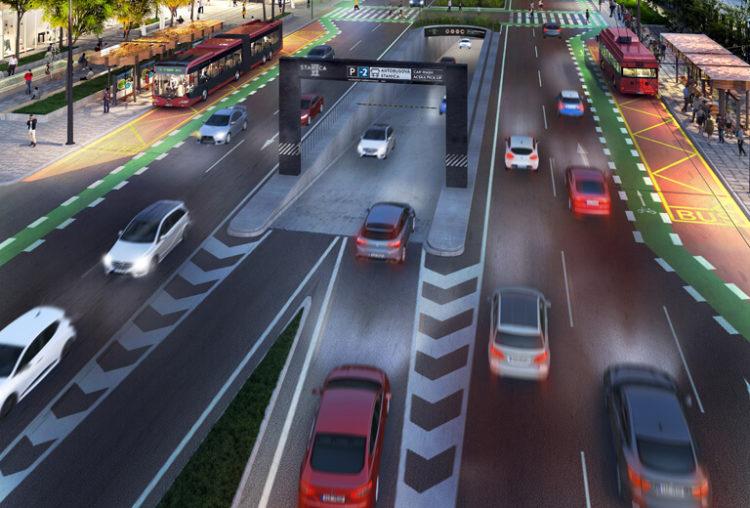 Zmena dopravy na Továrenskej ulici
