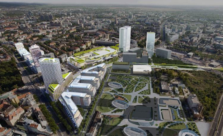 Ako vznikajú Nové Nivy: Za novým centrom Bratislavy stoja svetoví architekti
