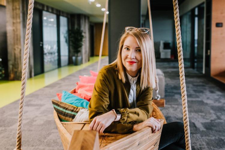 UX dizajnérka Miška: Nivy sa stávajú perfektnou štvrťou pre mladých a kreatívnych ľudí