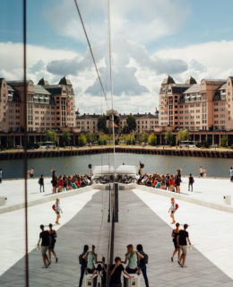 Bývanie, práca, voľný čas: prečo je dôležité budovať polyfunkčné mestské štvrte