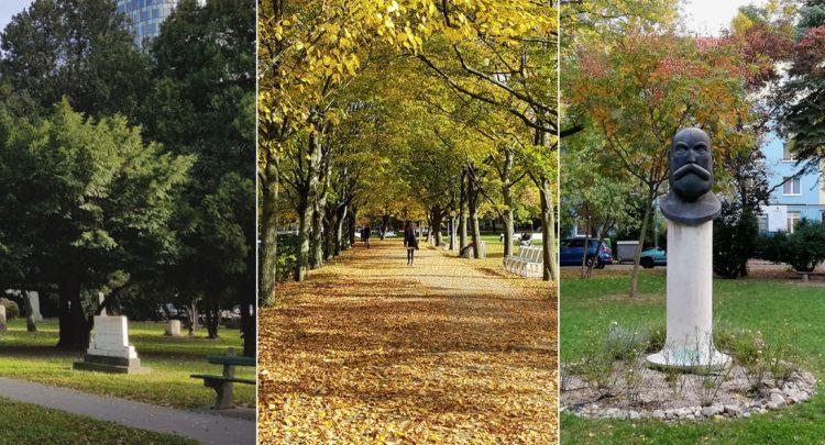 Mapa zelene na Nivách: Nové zelené plochy menia kvalitu celej štvrte
